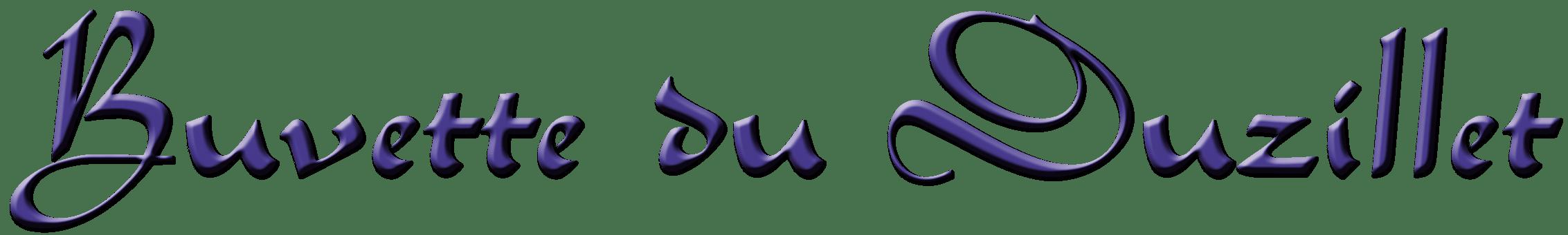 Buvette du Duzillet